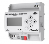 Zennio DALIBOX Interface 64/32 1CH - Интерфейс KNX-DALI на DIN рейку (4,5TE)