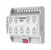 Zennio HeatingBOX 230V 8X / Контроллер отопления KNX, 8 каналов, 230 VAC